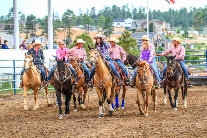 Bryce Canyon Country Rodeo 2