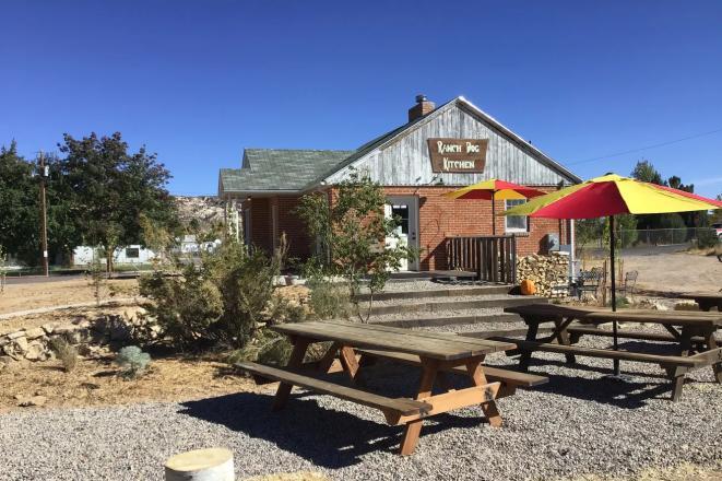 Ranch Dog Kitchen