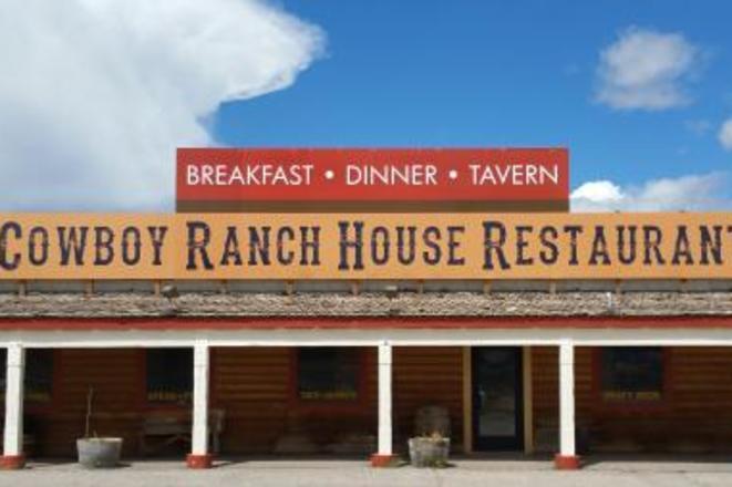 Cowboy Ranch House