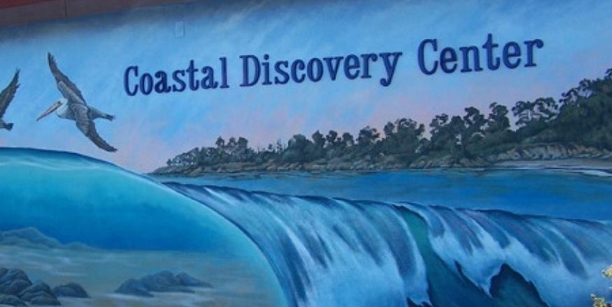 Coastal Discovery Center at San Simeon Bay