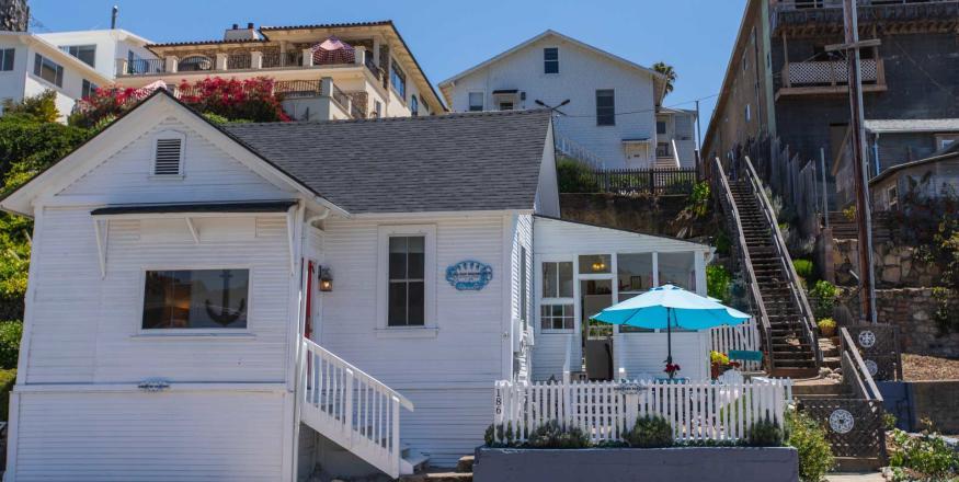 Avila Beach Cottage