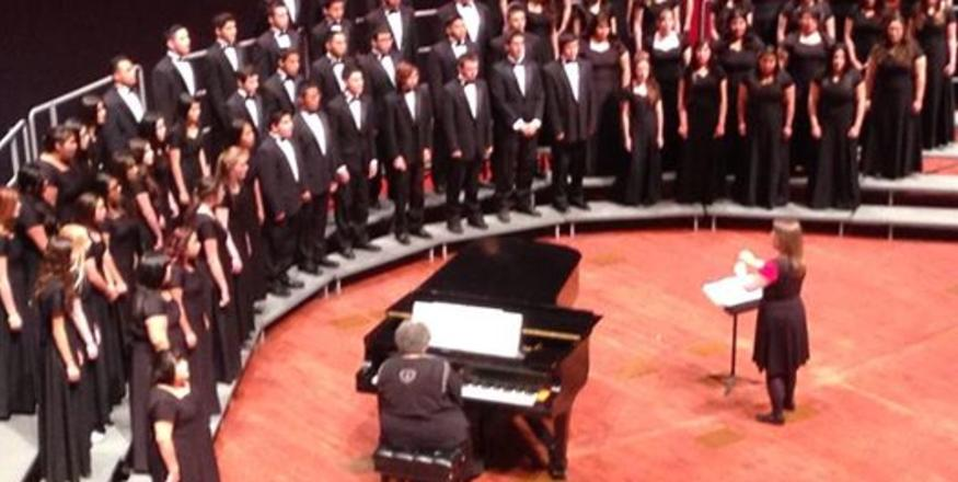 Central Coast Spring School Choral Festival presented by Vocal Arts Ensemble