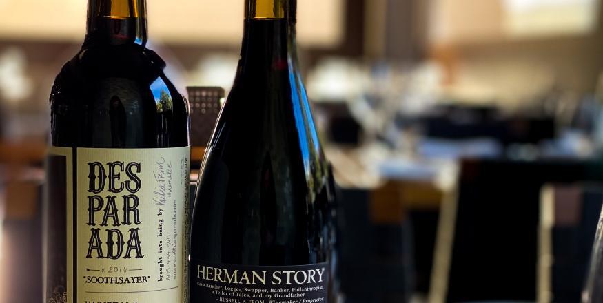 Winemaker Dinner Series: Herman Story & Desparada
