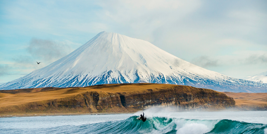 Chris Burkard: Photojournalism at the Ends of the Earth