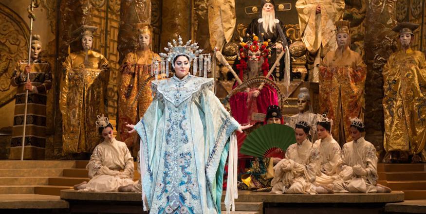 Met Live in HD:  Puccini's Turandot