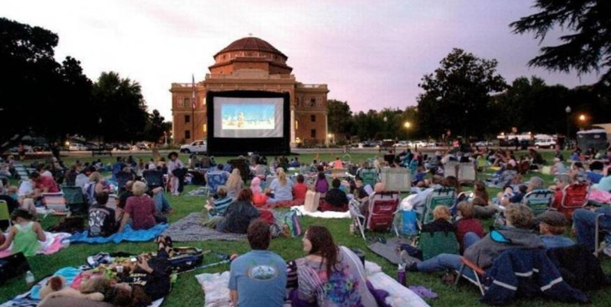 Movies in the Park - Drive In Style!