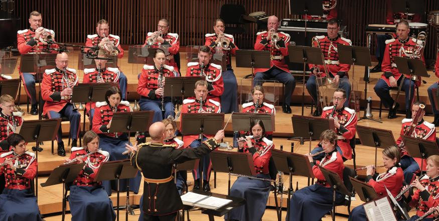 """""""The President's Own"""" United States Marine Band Concert"""