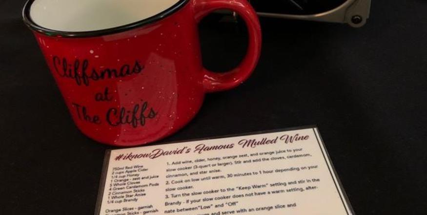 Twelve Days of Cliffsmas ~ Cocktail & Cooking Class