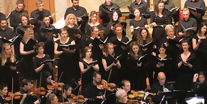 Bach Week Finale - Mass in B Minor