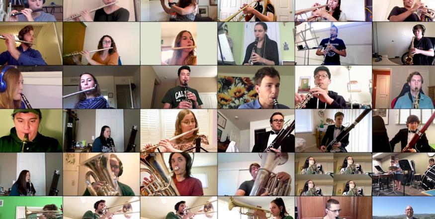 Cal Poly Wind Bands Virtual Concert: 'Community'