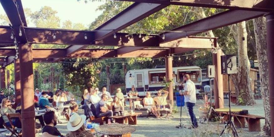 Sycamore Springs Secret Garden: Live Music