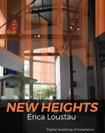 Delaware Contemporary: New Heights Exhibit