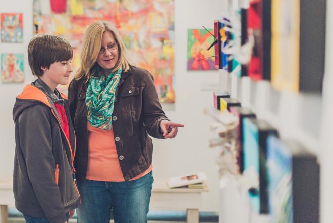 Art Gallery Roanoke
