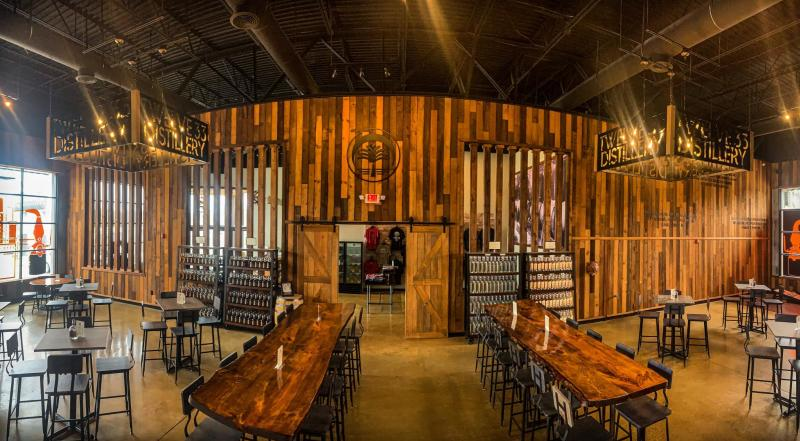 Twelve 33 Distillery in Little River, Myrtle Beach, SC
