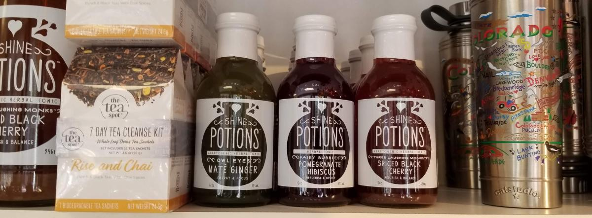 Shine Potions