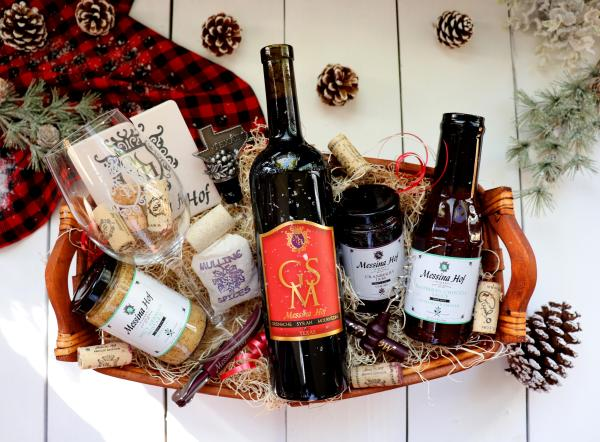Messina Hof Christmas Gift