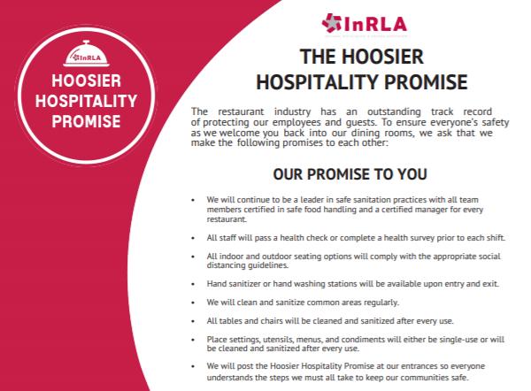 The Hoosier Hospitality Promise