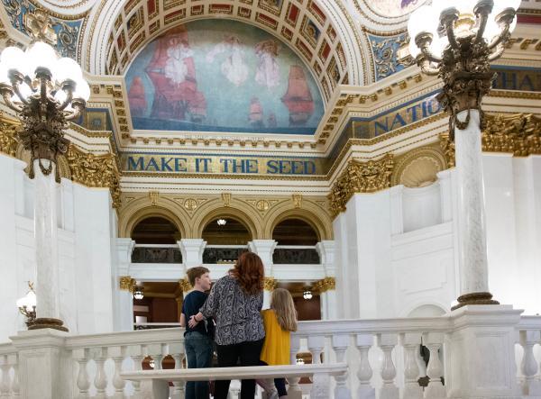 PA State Capital Tour