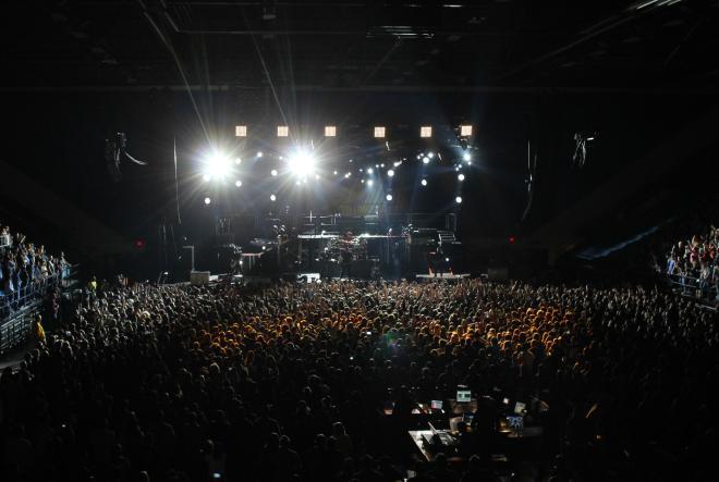 Salem Civic Center Concert