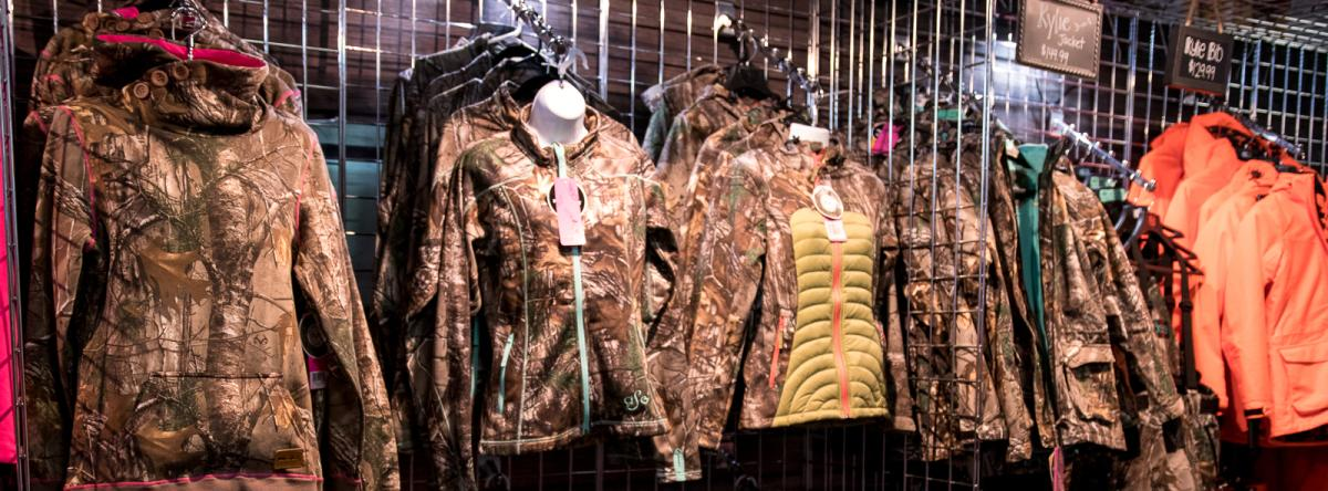 2018 Great American Outdoor Show - Apparel