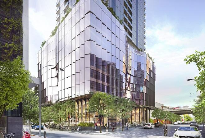 New lifestyle hotel planned for Melbourne's Southbank