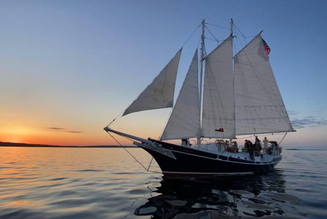 Wind Dancer Day Sail