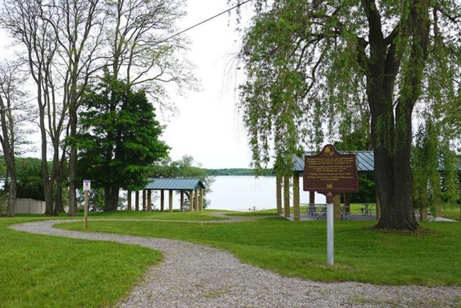 Almira Township Lakefront Park