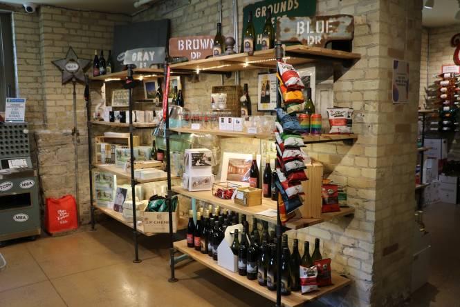B50 The Village Store