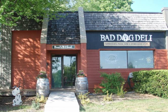 bad dog deli