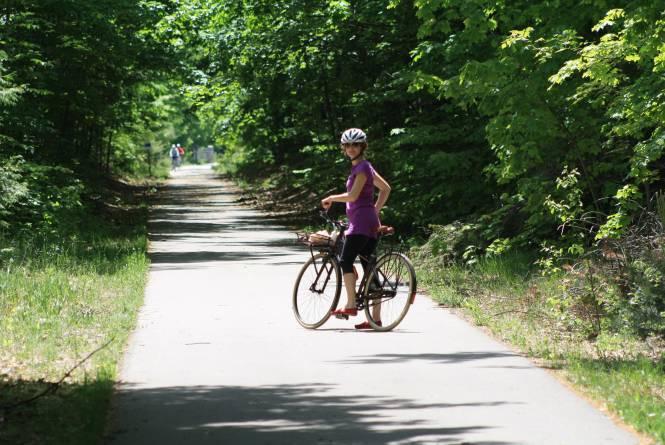 TART Biking