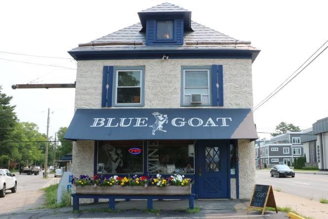 Blue Goat Wine & Provisions