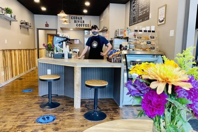 Cedar River Coffee Co.