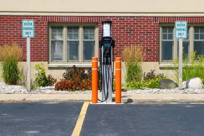 Charge Point - TC Light & Power