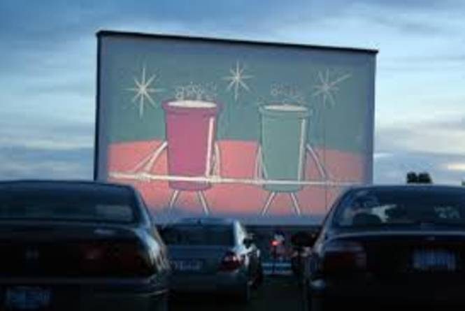 Cherry Bowl Drive-In Theater