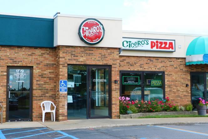 Cicero's Pizza TC