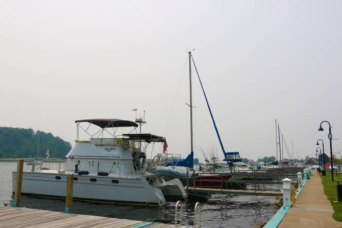 City of Frankfort Municipal Marina