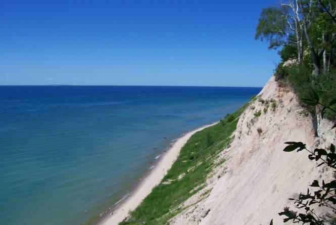 Clay Cliffs Pretty View