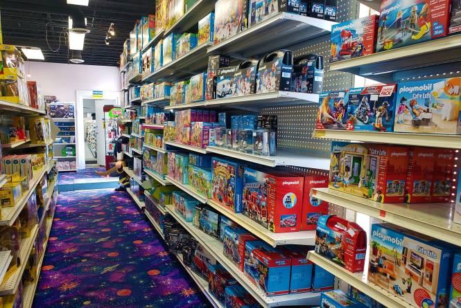 Corner Toy Store