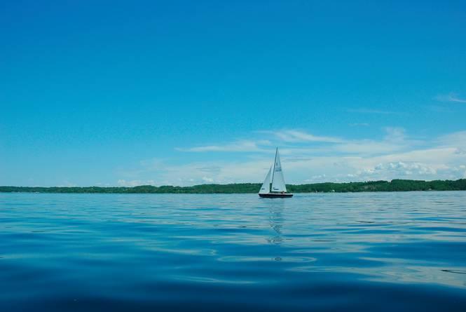 Crystal Lake Sailing School