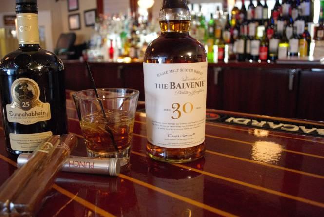 Scotch & Cigars