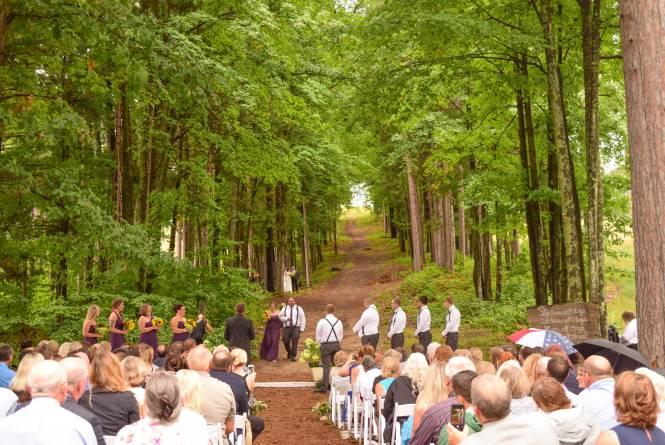 Weddings at Mt. Holiday