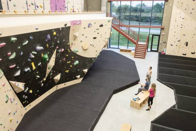 ELEV8 Climbing and Fitness
