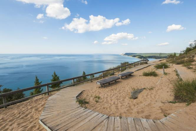 Empire Bluff Trail-Sleeping Bear Dunes