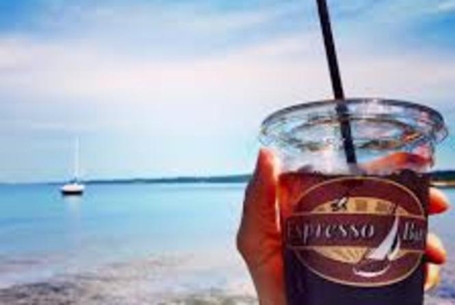 Espresso Bay Juice Island