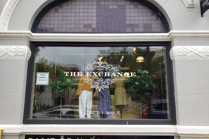 Exchange Boutique