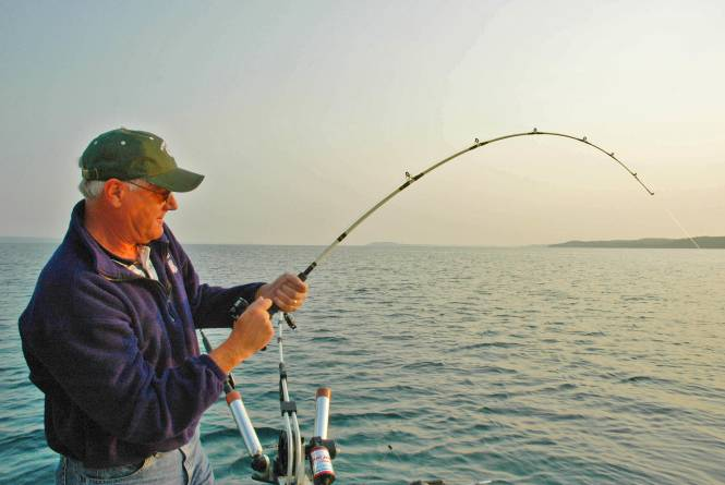 Exit Strategy Sport Fishing