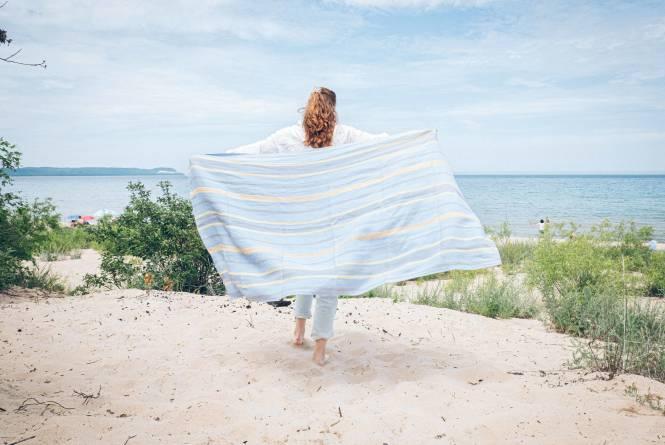 Fresh Water Textile