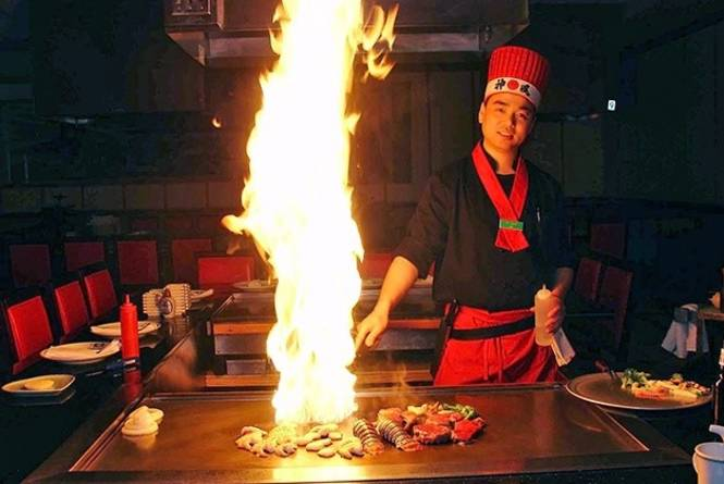 Fuji Sushi & Steakhouse