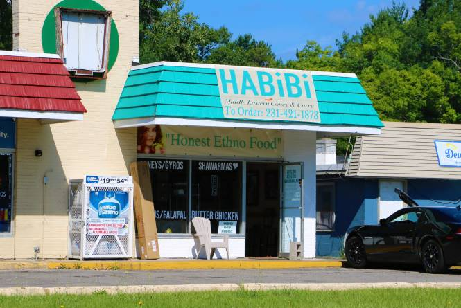 Habibi Middle Eastern Coney & Curry