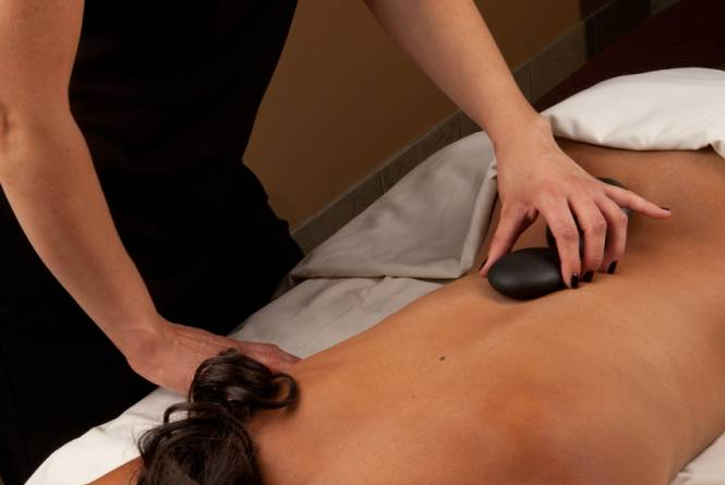 Spa Grand Traverse - Hot Stone Massage